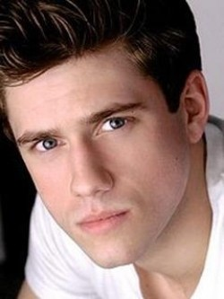 Full Aaron Tveit filmography who acted in the TV series Graceland.