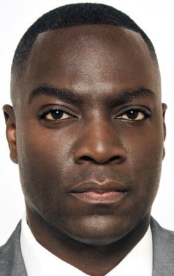 Full Adewale Akinnuoye-Agbaje filmography who acted in the TV series American Odyssey.