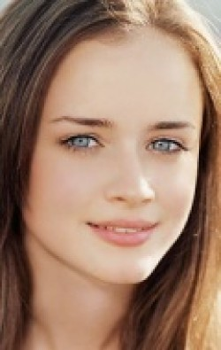 Full Alexis Bledel filmography who acted in the TV series Us & Them.