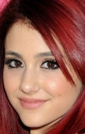 Full Ariana Grande filmography who acted in the TV series Victorious.