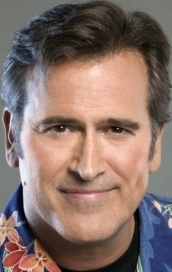 Full Bruce Campbell filmography who acted in the TV series Ash vs Evil Dead.