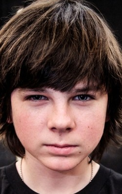 Full Chandler Riggs filmography who acted in the TV series The Walking Dead.