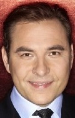 Full David Walliams filmography who acted in the TV series Blandings.