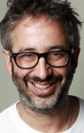 Full David Baddiel filmography who acted in the TV series World's Most Dangerous Roads.