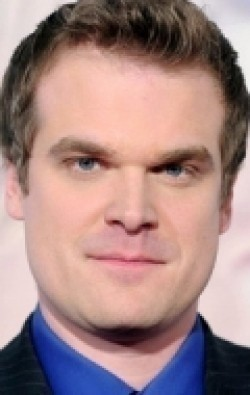 Full David Harbour filmography who acted in the TV series Stranger Things.