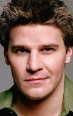 Full David Boreanaz filmography who acted in the TV series Full Circle.