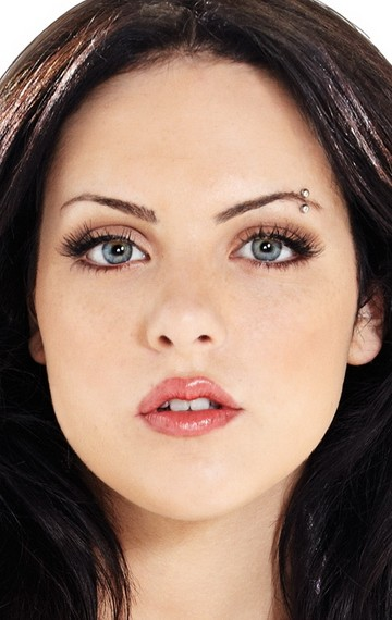Full Elizabeth Gillies filmography who acted in the TV series Victorious.
