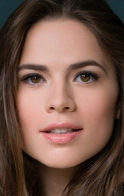 Full Hayley Atwell filmography who acted in the TV series Falcón.