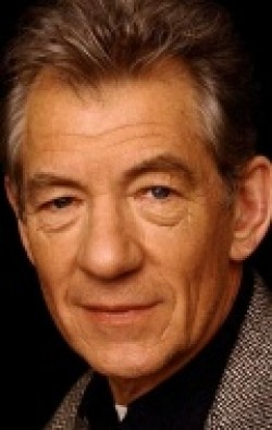 Full Ian McKellen filmography who acted in the TV series Windmills of the Gods.