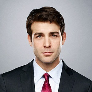 Full James Wolk filmography who acted in the TV series The Crazy Ones.