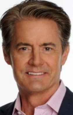 Full Kyle MacLachlan filmography who acted in the TV series Made in Jersey.