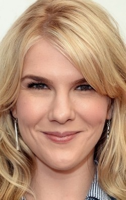 Full Lily Rabe filmography who acted in the TV series The Whispers.