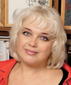 Full Lyubov Rudenko filmography who acted in the TV series Tayga. Kurs vyijivaniya (serial).
