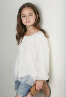 Full Madison Dellamea filmography who acted in the TV series The Messengers.