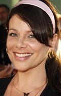 Full Meredith Salenger filmography who acted in the TV series Hollywood Heights.