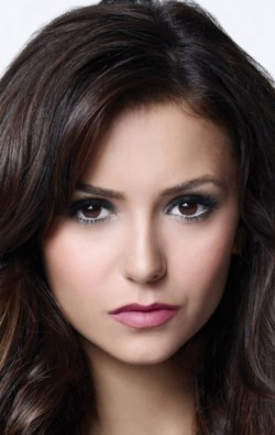 Full Nina Dobrev filmography who acted in the TV series The Vampire Diaries.