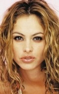 Full Paulina Rubio filmography who acted in the TV series The X Factor.