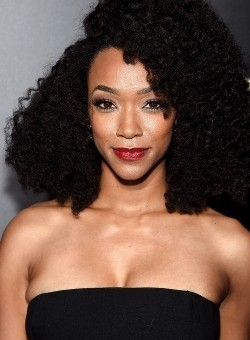 Full Sonequa Martin-Green filmography who acted in the TV series The Walking Dead.