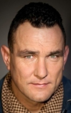 Full Vinnie Jones filmography who acted in the TV series The Cape.