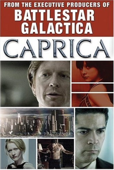 Caprica cast, synopsis, trailer and photos.