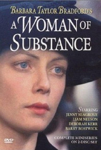 TV series A Woman of Substance poster