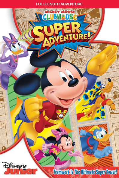 TV series Mickey Mouse poster