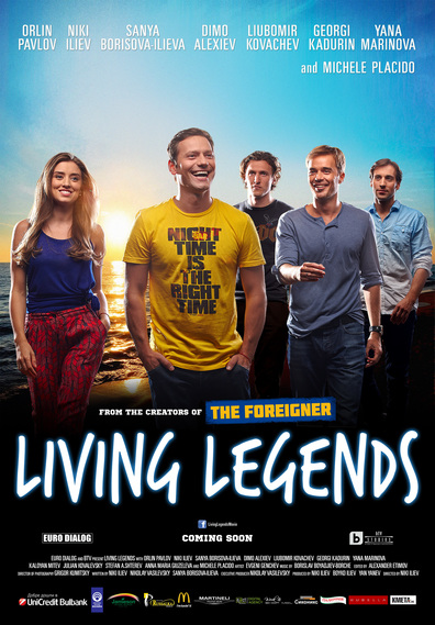 Legends cast, synopsis, trailer and photos.