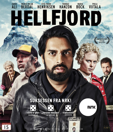 TV series Hellfjord poster