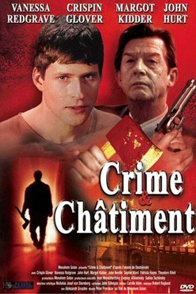 TV series Crime and Punishment poster