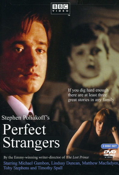 TV series Perfect Strangers poster