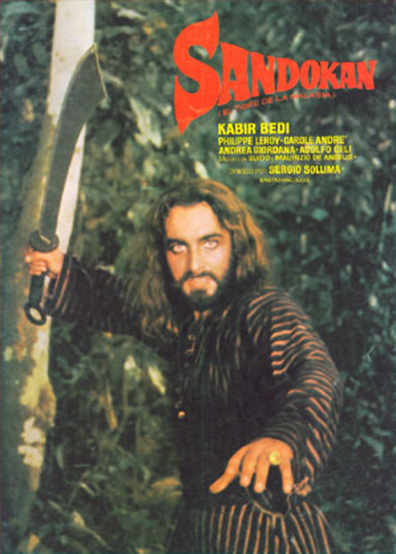 Sandokan cast, synopsis, trailer and photos.