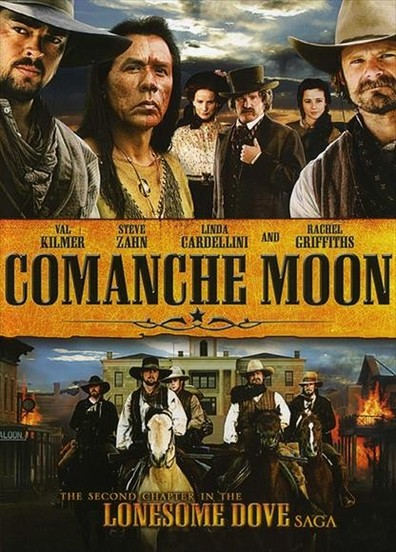 Comanche Moon cast, synopsis, trailer and photos.