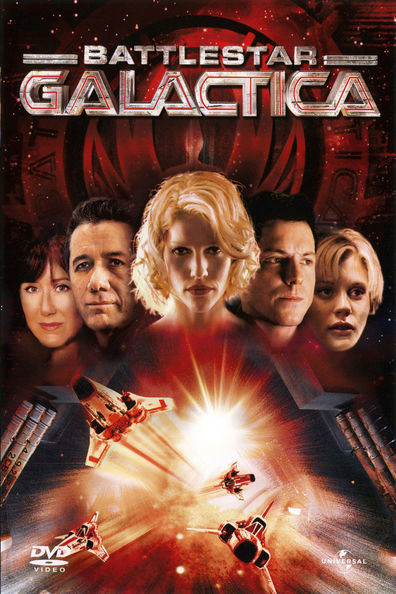 Battlestar Galactica cast, synopsis, trailer and photos.
