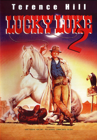 Lucky Luke cast, synopsis, trailer and photos.
