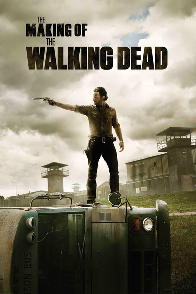 TV series The Walking Dead poster