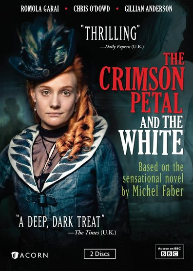 TV series The Crimson Petal and the White poster