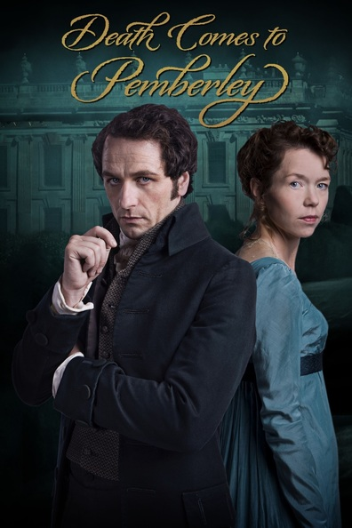 TV series Death Comes to Pemberley poster