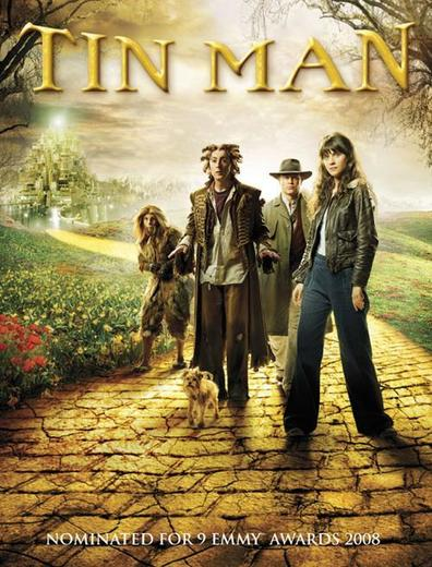 Tin Man cast, synopsis, trailer and photos.