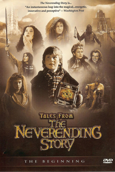 TV series Tales from the Neverending Story poster