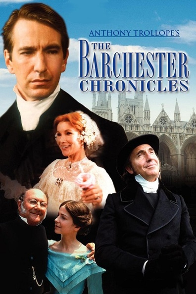 TV series The Barchester Chronicles poster