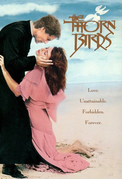 TV series The Thorn Birds poster