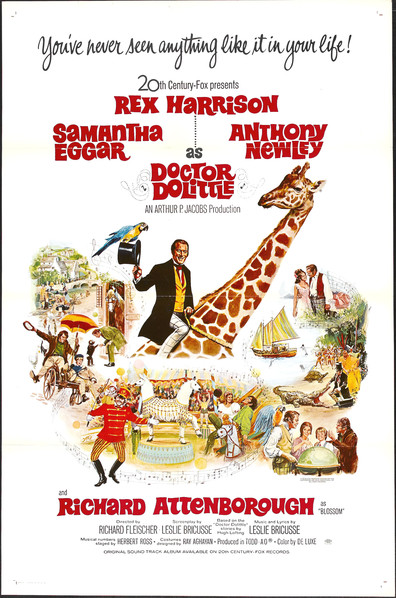 Doctor Dolittle cast, synopsis, trailer and photos.