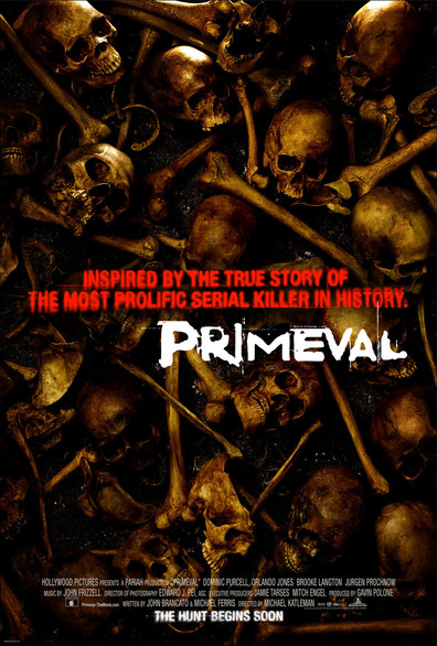 TV series Primeval poster