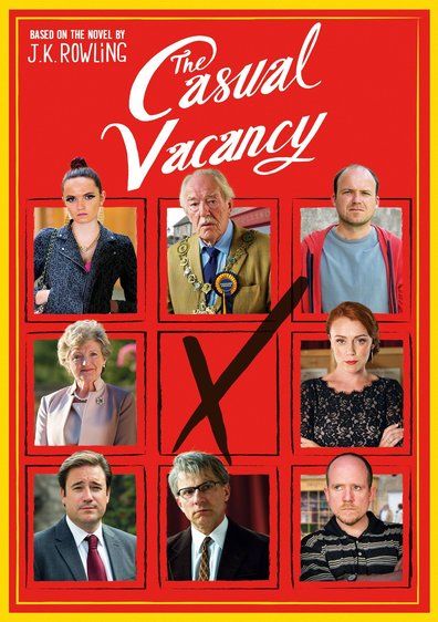 TV series The Casual Vacancy poster