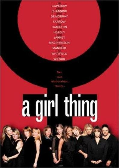 TV series A Girl Thing poster