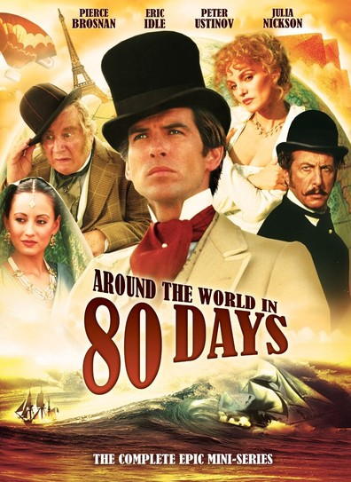 Around the World in 80 Days cast, synopsis, trailer and photos.