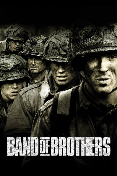 Band of Brothers cast, synopsis, trailer and photos.