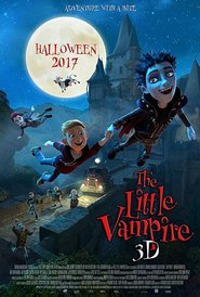 Best animated film The Little Vampire 3D images, cast and synopsis.