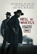 Hell on Wheels cast, synopsis, trailer and photos.