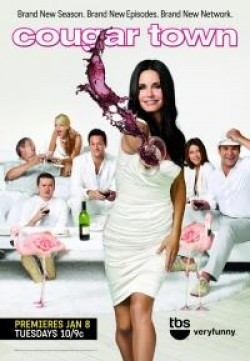 TV series Cougar Town poster